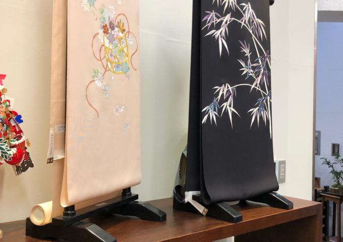江戸刺繍「凛として小粋」終了いたしました。