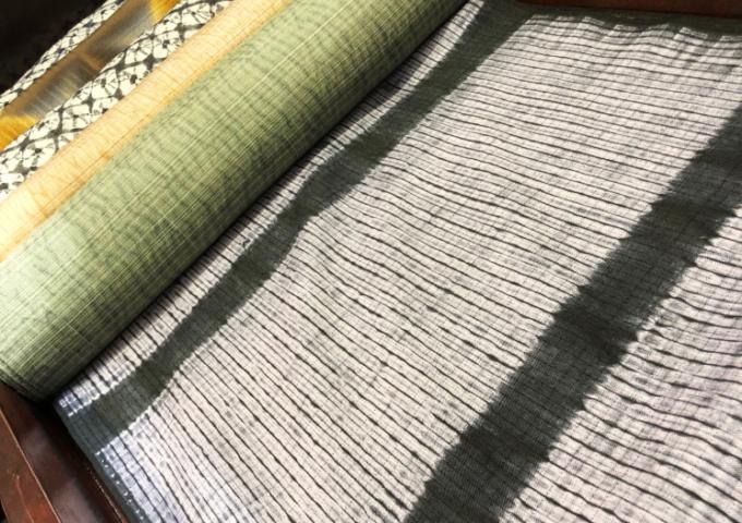 羽織りモノ展始まります。