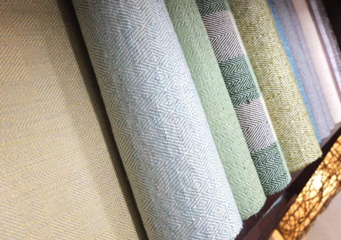 「岩崎訓久の織りだす布」明日からです。