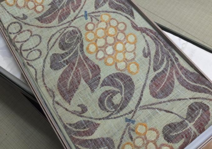 手織の袋帯