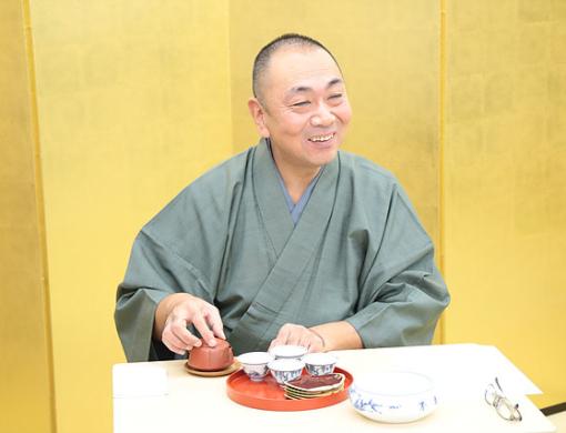 奥野さんのお茶講座