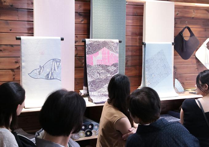 KOMATSUNAトークショー