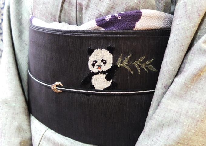 パンダのオーダー帯